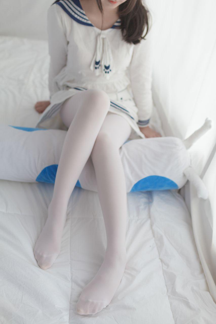 少女秩序 VOL.009 诱人的白丝长腿 兔玩映画 第14张
