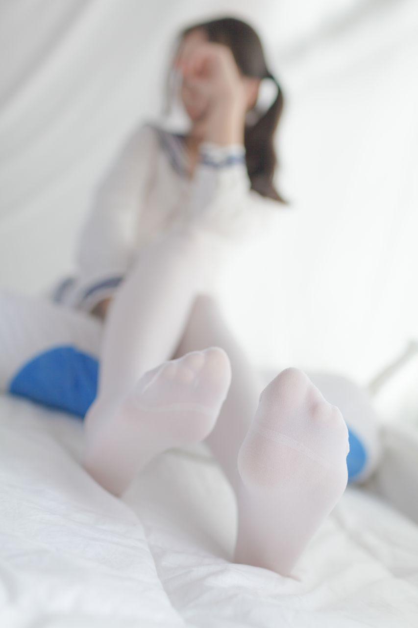 少女秩序 VOL.009 诱人的白丝长腿 兔玩映画 第20张
