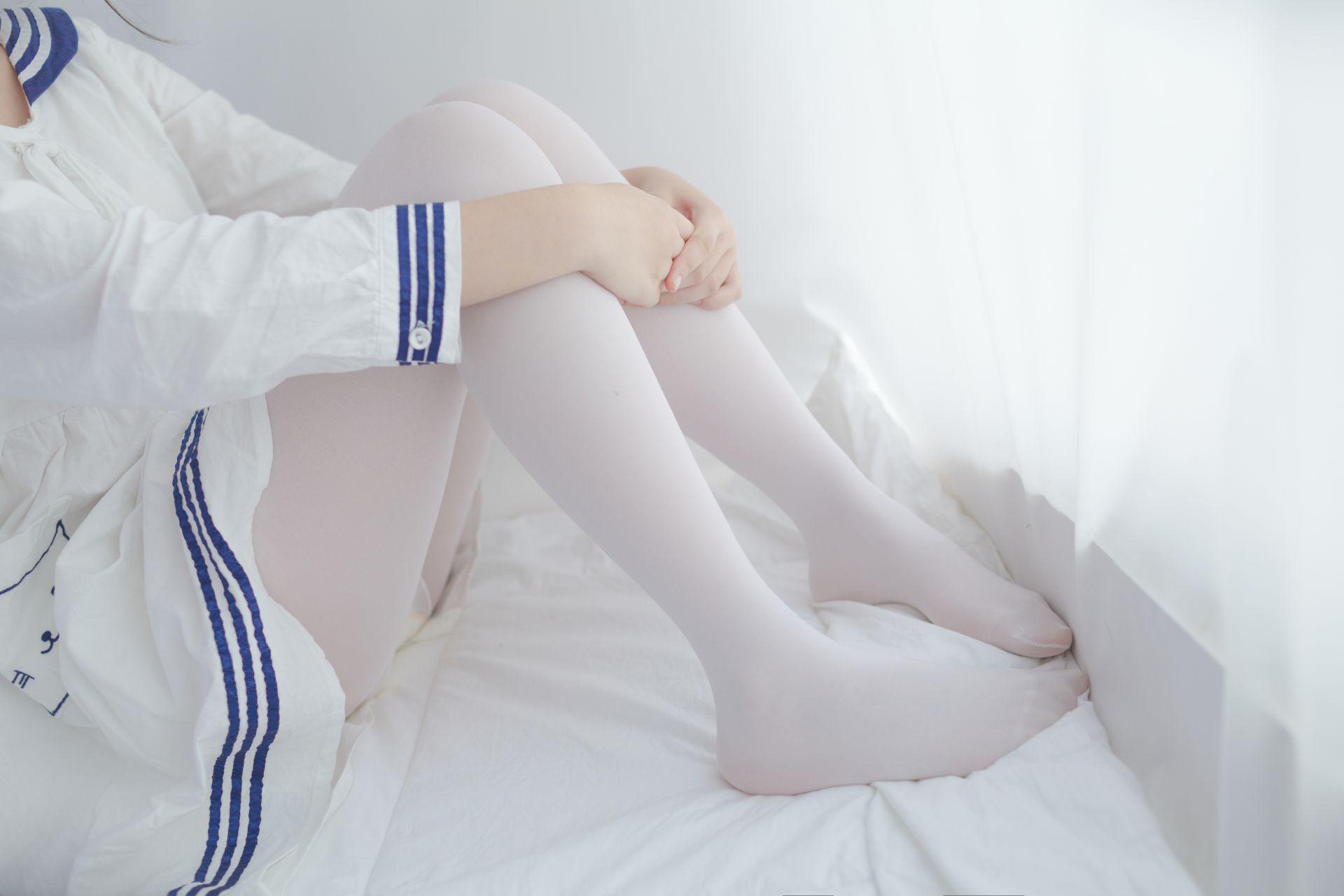 少女秩序 VOL.009 诱人的白丝长腿 兔玩映画 第32张