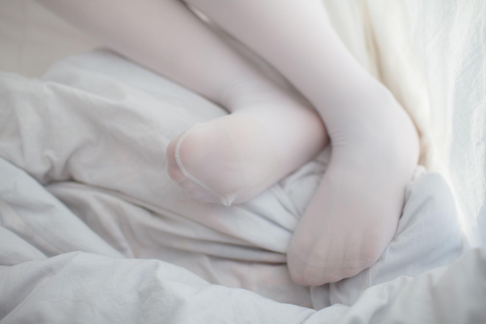 少女秩序 VOL.012 少女的丝足特写 兔玩映画 第11张