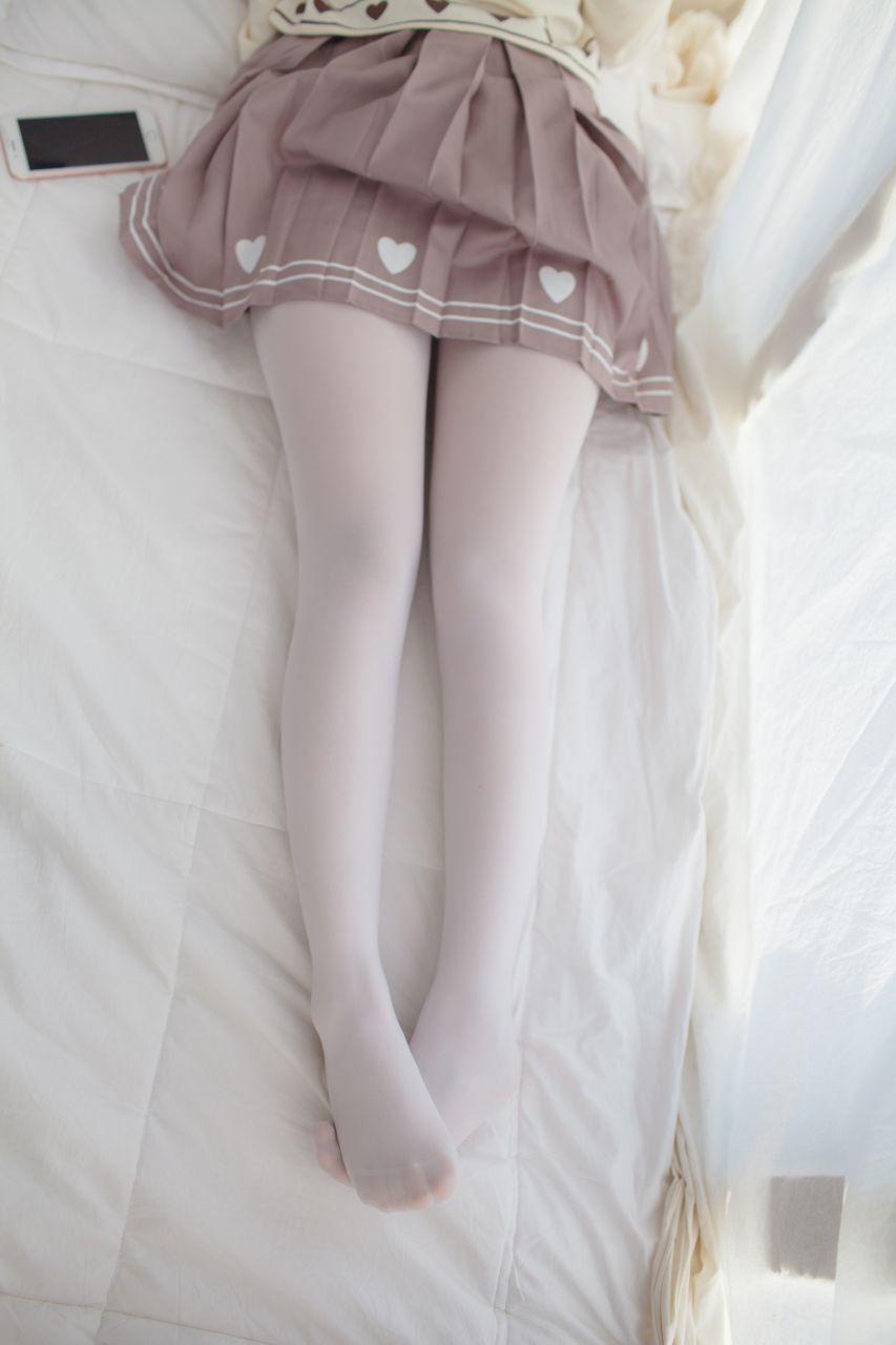 少女秩序 VOL.012 少女的丝足特写 兔玩映画 第17张