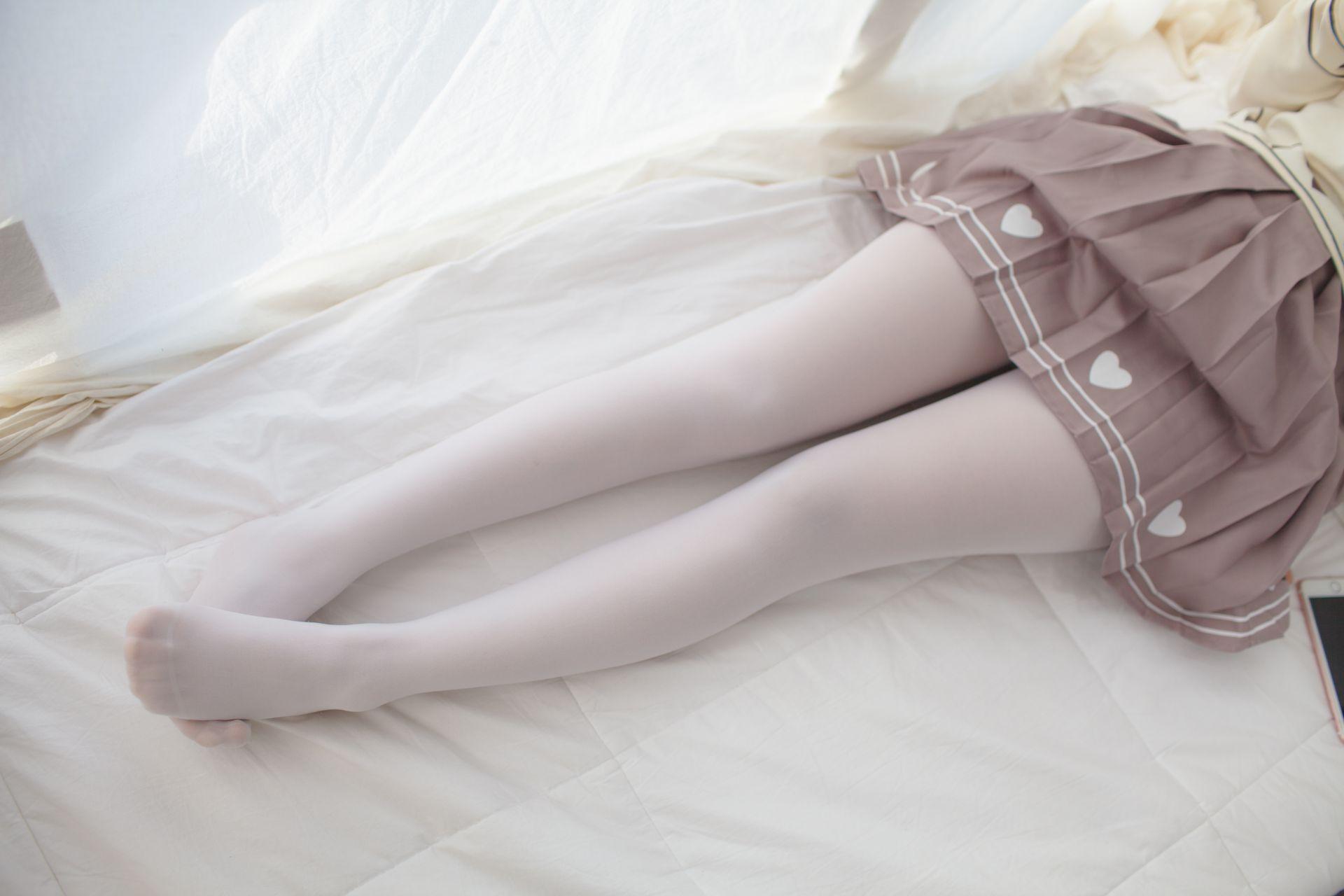 少女秩序 VOL.012 少女的丝足特写 兔玩映画 第18张