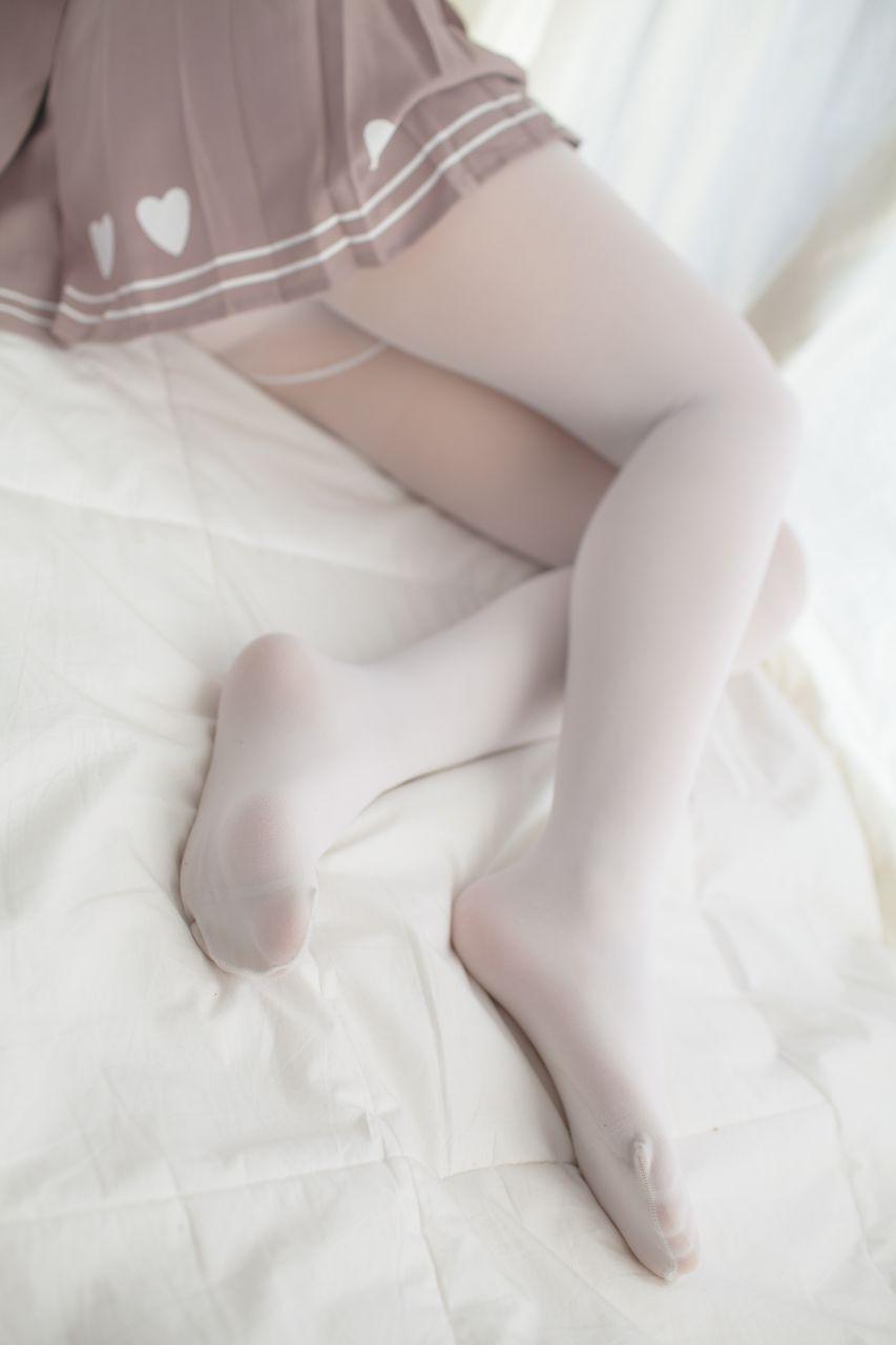 少女秩序 VOL.012 少女的丝足特写 兔玩映画 第33张