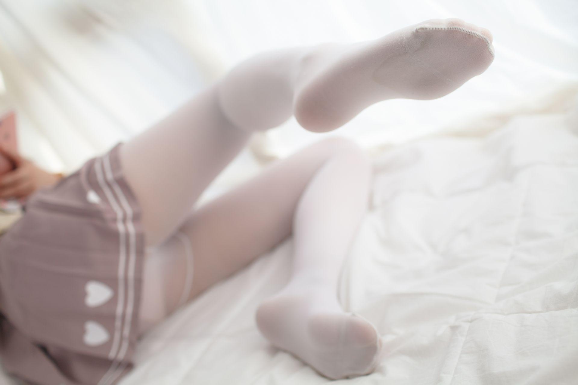 少女秩序 VOL.012 少女的丝足特写 兔玩映画 第35张