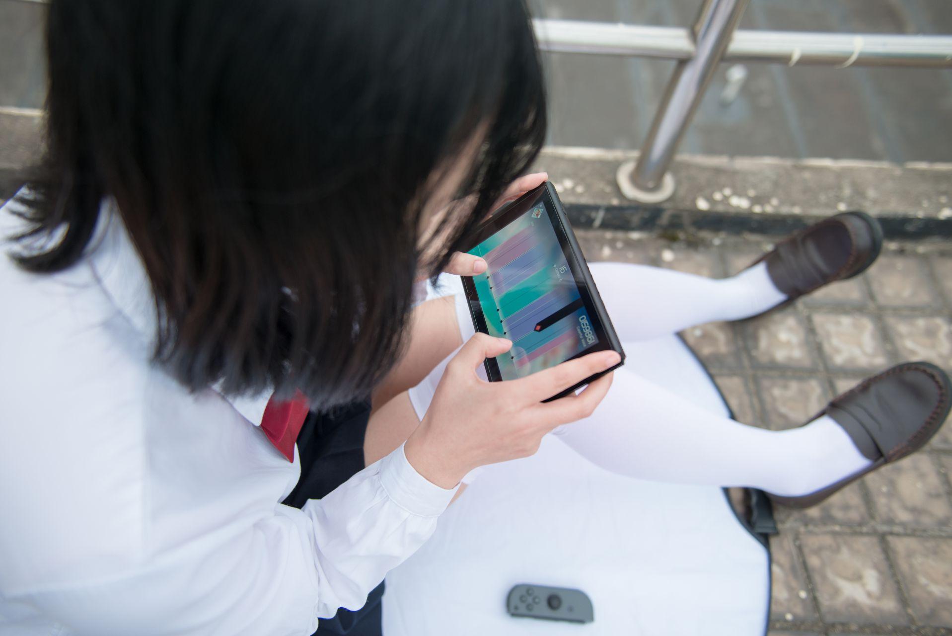 少女秩序 VOL.013 放学游戏PLAY 兔玩映画 第24张