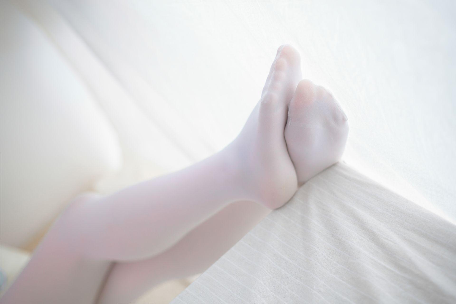 少女秩序 VOL.015 超薄丝袜的质感 兔玩映画 第40张