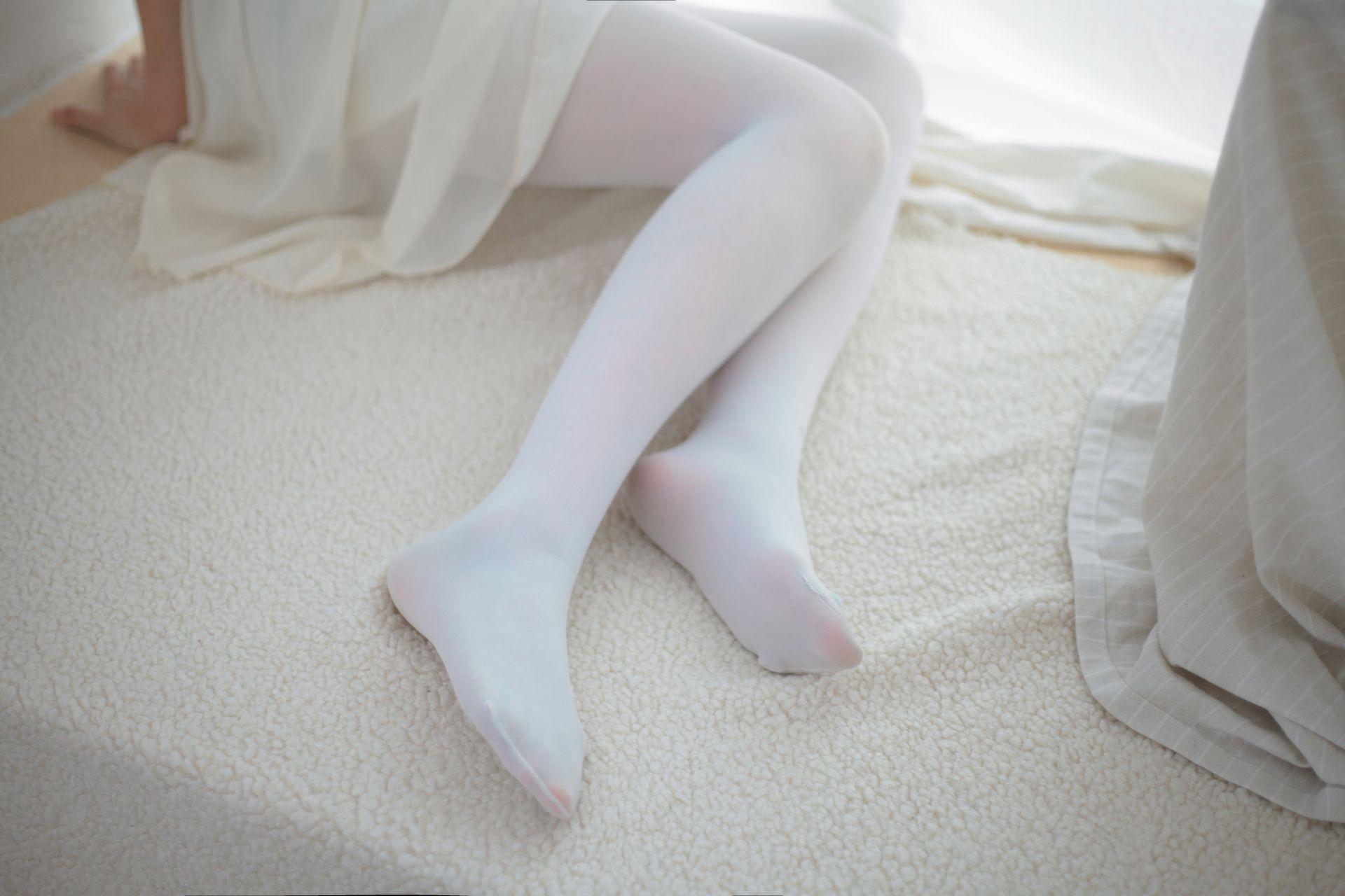 少女秩序 VOL.015 超薄丝袜的质感 兔玩映画 第46张