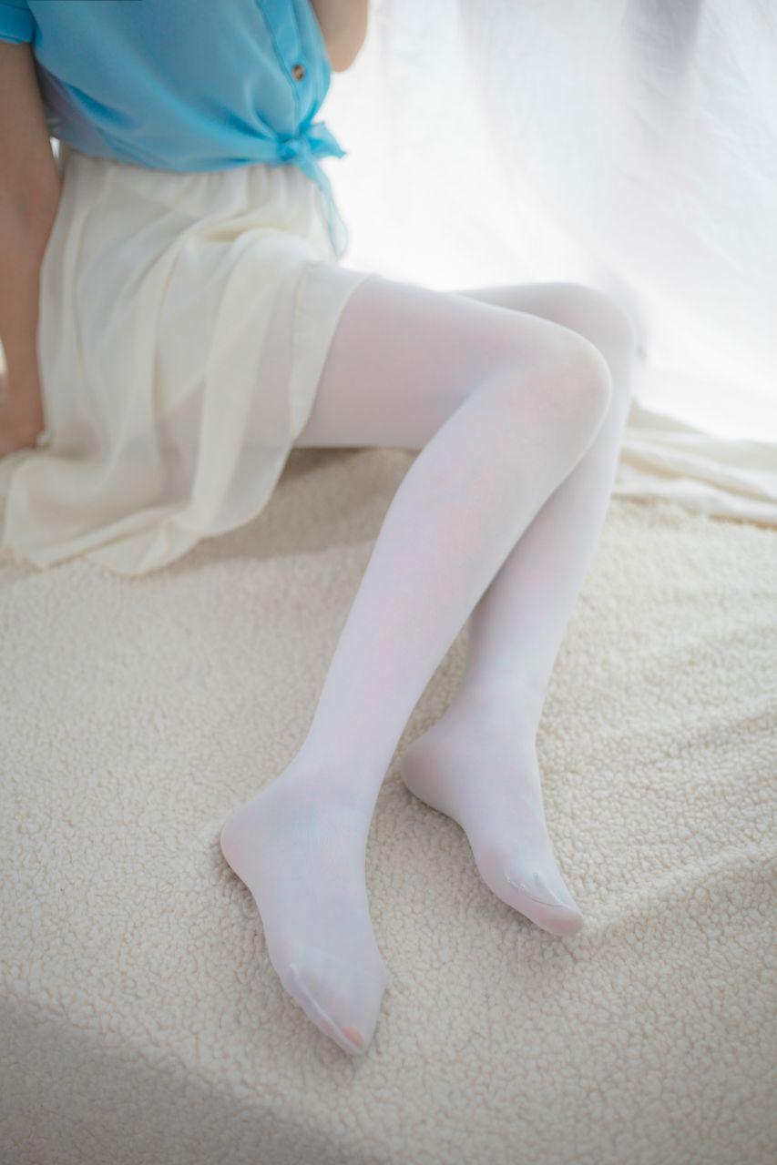 少女秩序 VOL.015 超薄丝袜的质感 兔玩映画 第47张