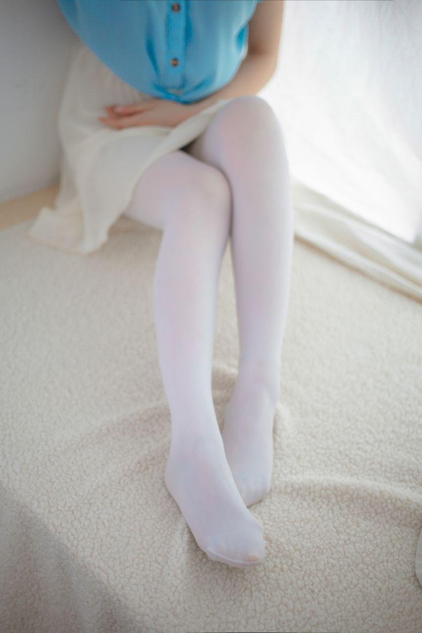少女秩序 VOL.015 超薄丝袜的质感 兔玩映画 第1张