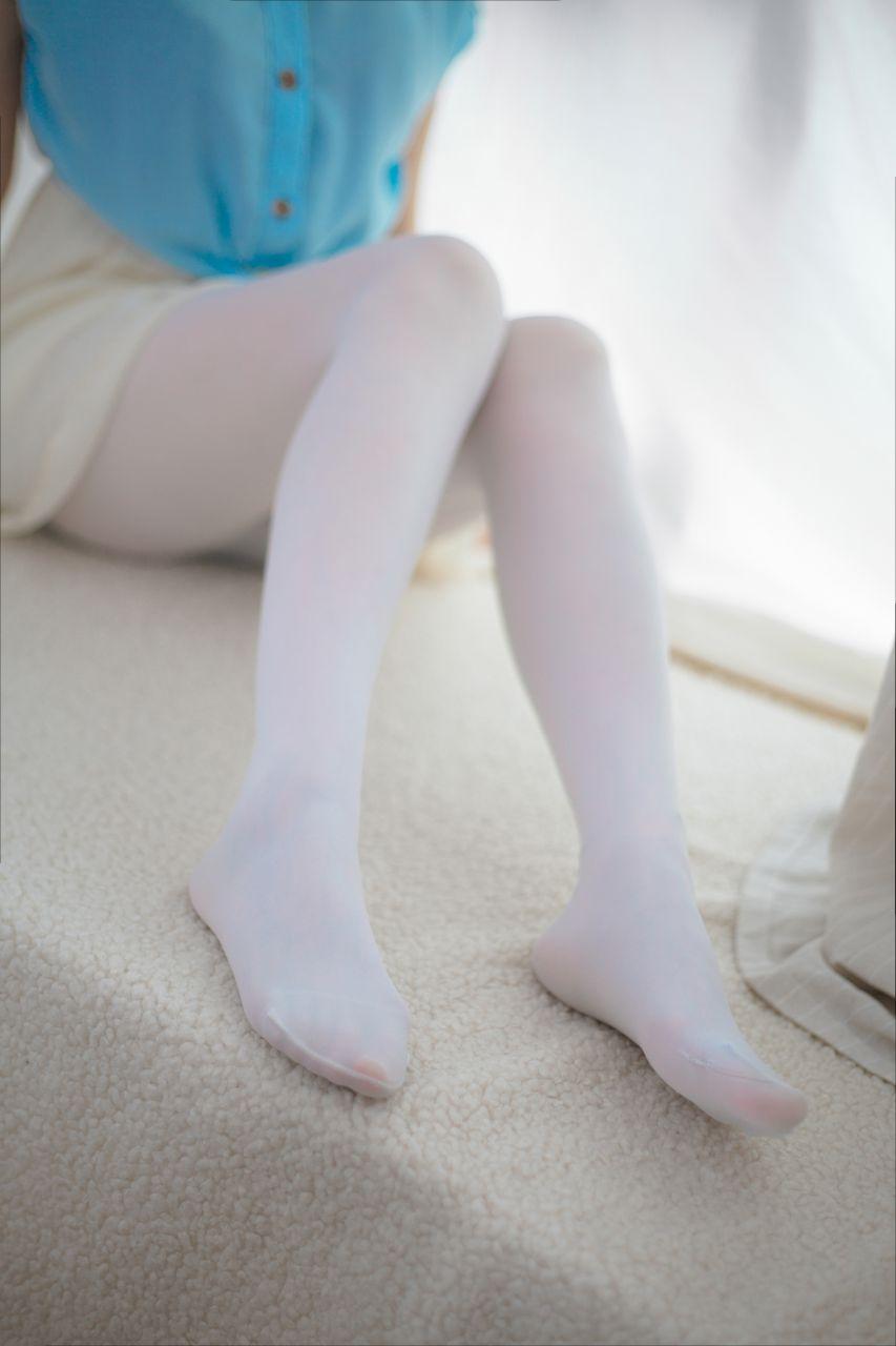 少女秩序 VOL.015 超薄丝袜的质感 兔玩映画 第2张