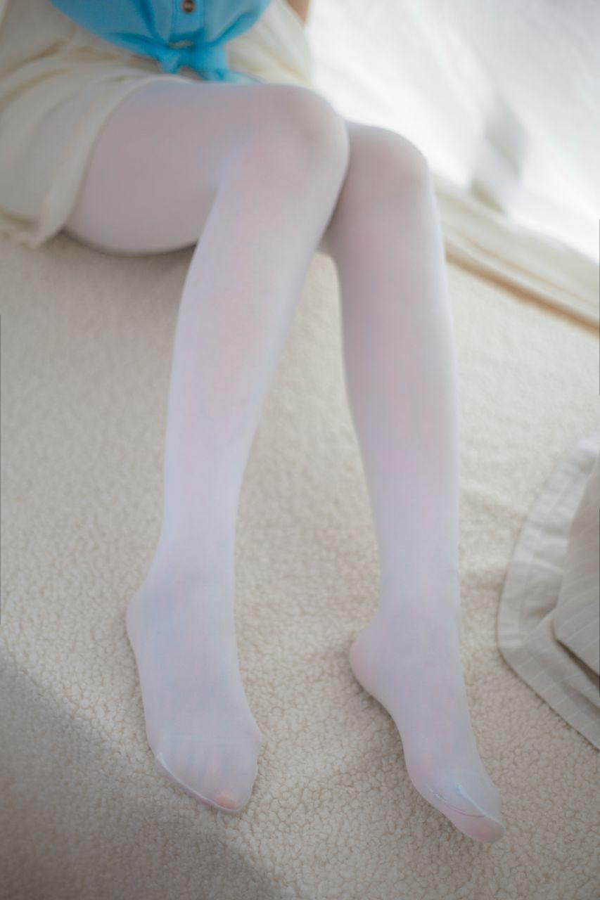 少女秩序 VOL.015 超薄丝袜的质感 兔玩映画 第3张