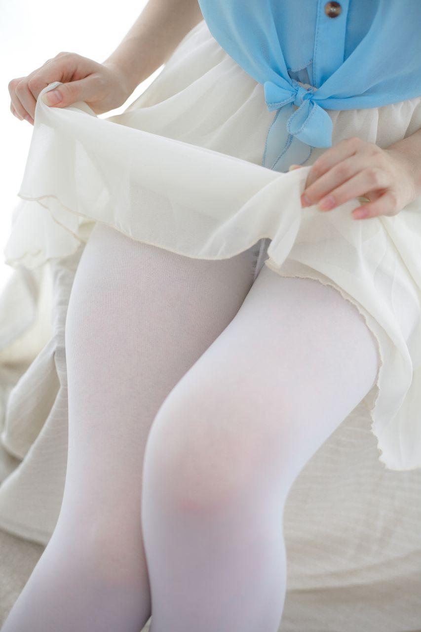 少女秩序 VOL.015 超薄丝袜的质感 兔玩映画 第4张