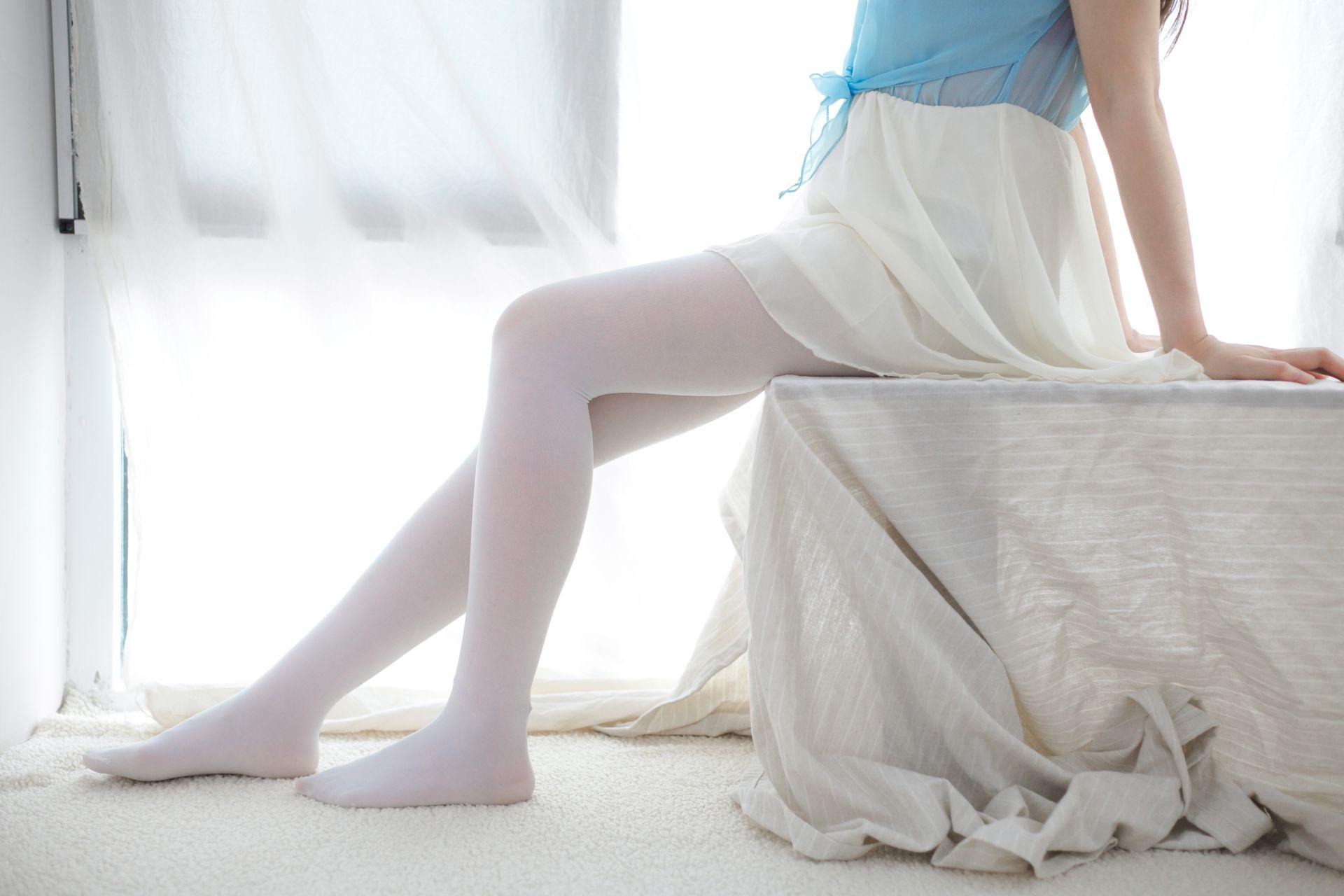 少女秩序 VOL.015 超薄丝袜的质感 兔玩映画 第7张