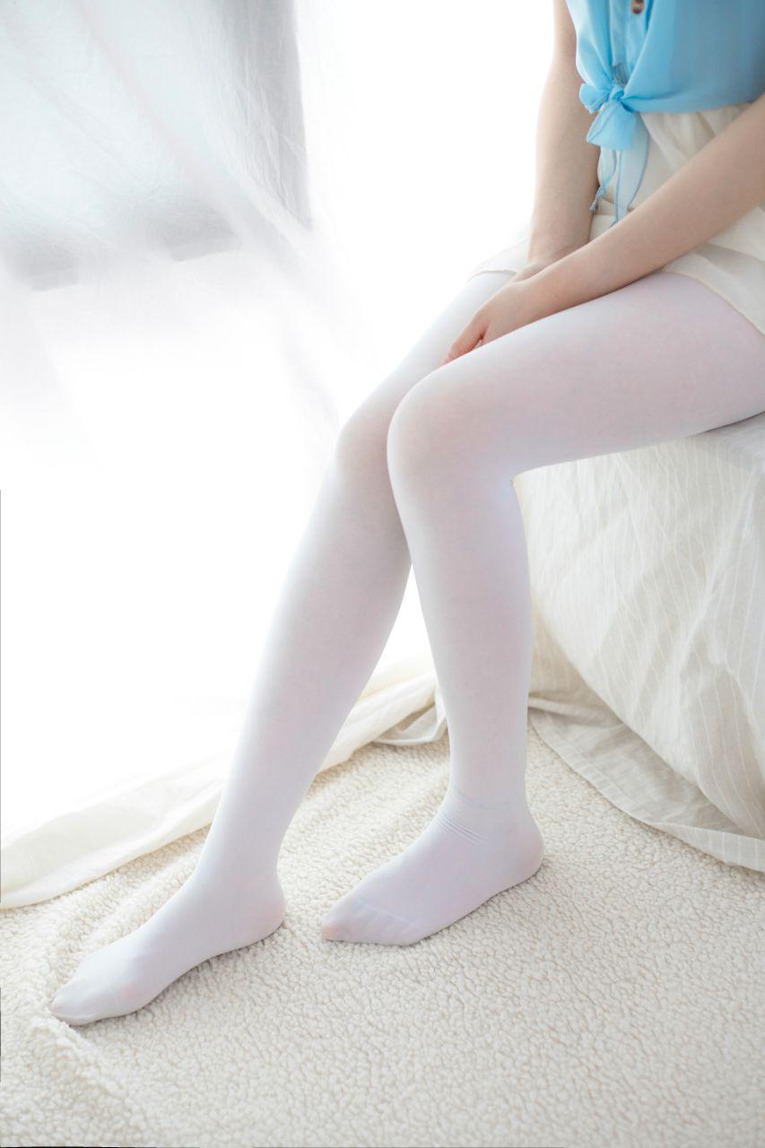 少女秩序 VOL.015 超薄丝袜的质感 兔玩映画 第9张