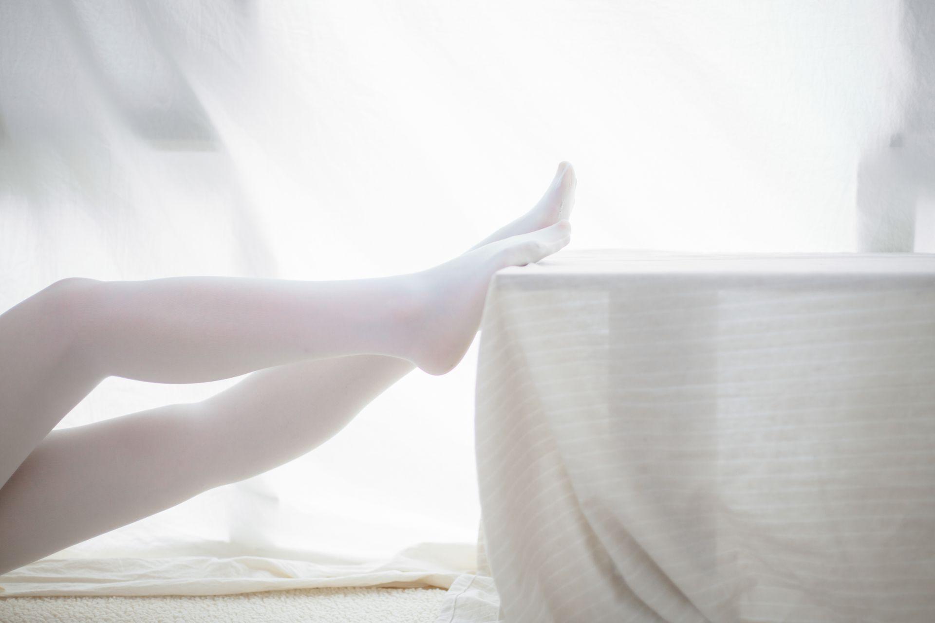 少女秩序 VOL.015 超薄丝袜的质感 兔玩映画 第29张
