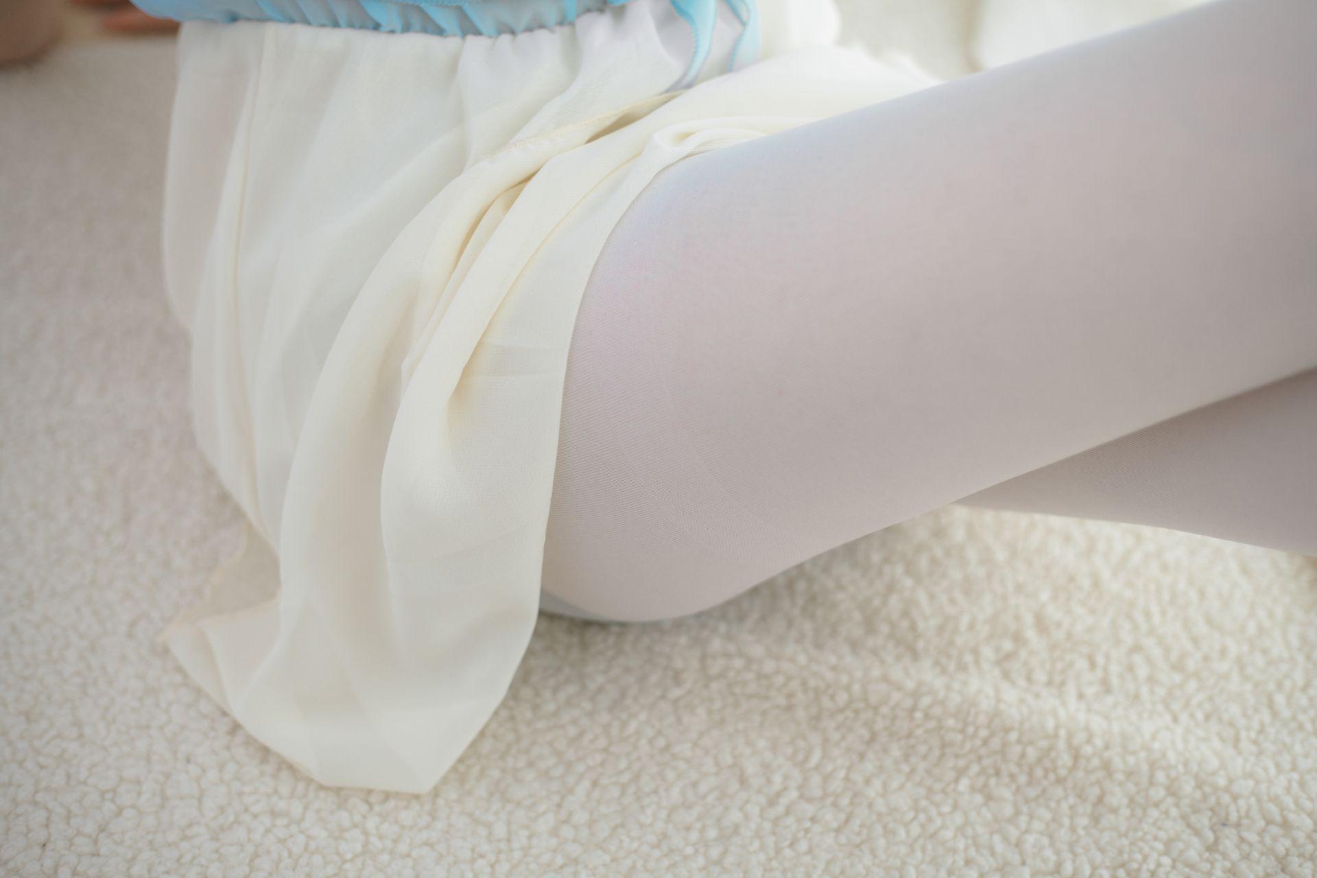 少女秩序 VOL.015 超薄丝袜的质感 兔玩映画 第34张