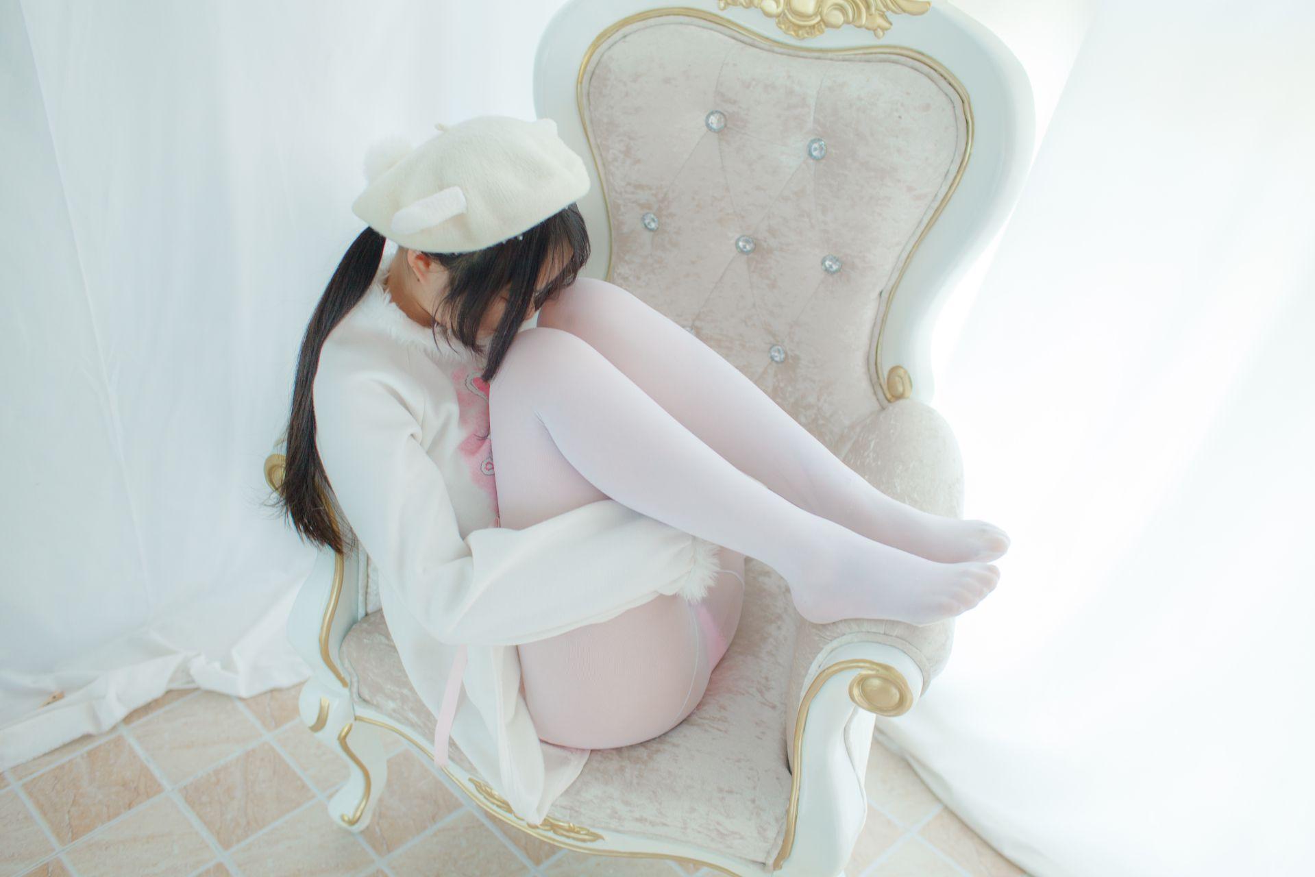 少女秩序 VOL.016 无法拒绝的白丝 兔玩映画 第49张