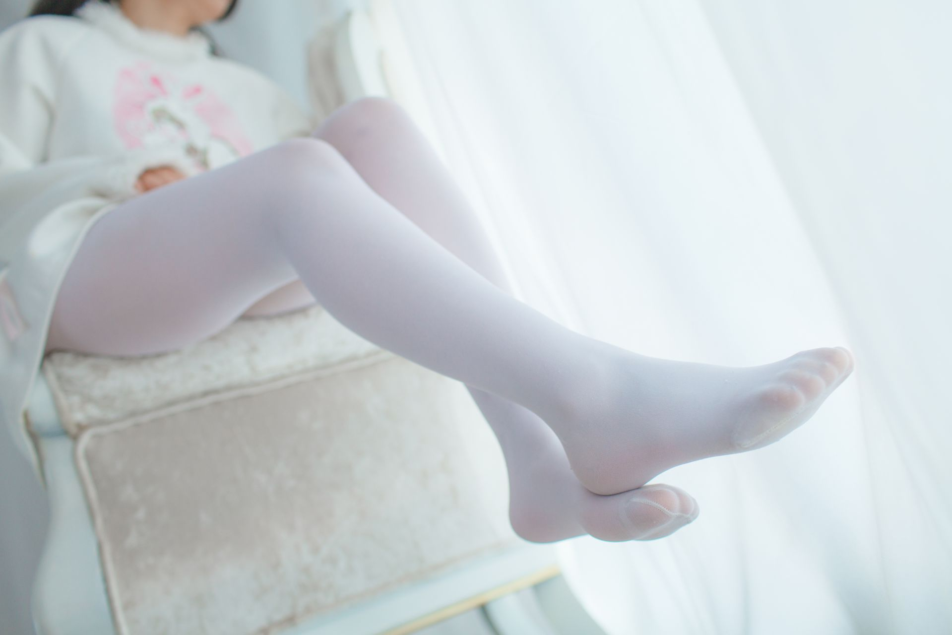 少女秩序 VOL.016 无法拒绝的白丝 兔玩映画 第6张