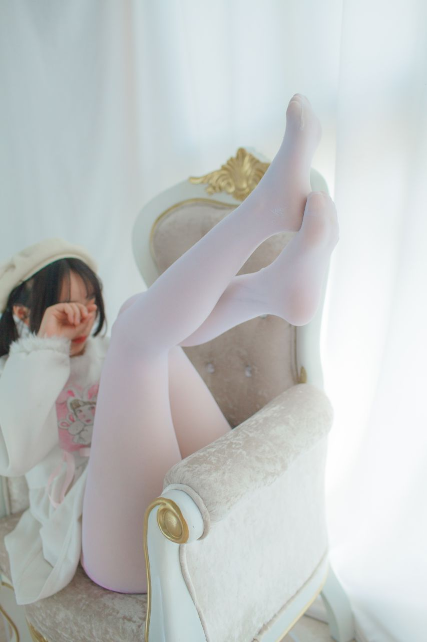 少女秩序 VOL.016 无法拒绝的白丝 兔玩映画 第13张