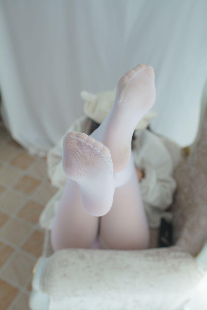 少女秩序 VOL.016 无法拒绝的白丝 兔玩映画 第17张