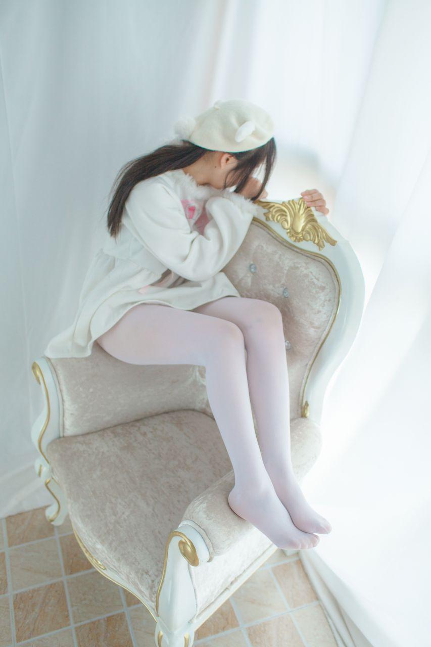 少女秩序 VOL.016 无法拒绝的白丝 兔玩映画 第25张