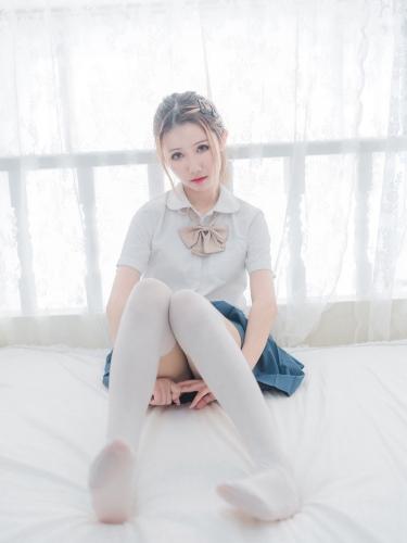 【喵糖映画】喵糖映画 – VOL.121 白丝JK学妹 [47P-227M]