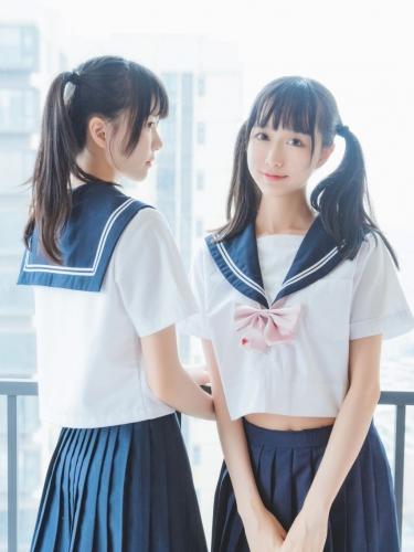 【喵糖映画】喵糖映画 – JKL.014 她.JK制服 [33P-858M]