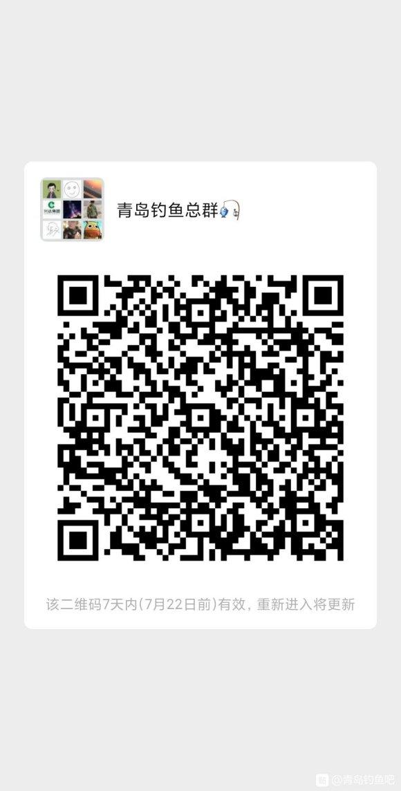 青岛本地钓鱼经验免费分享群,奥迪车友微信交流群二维码
