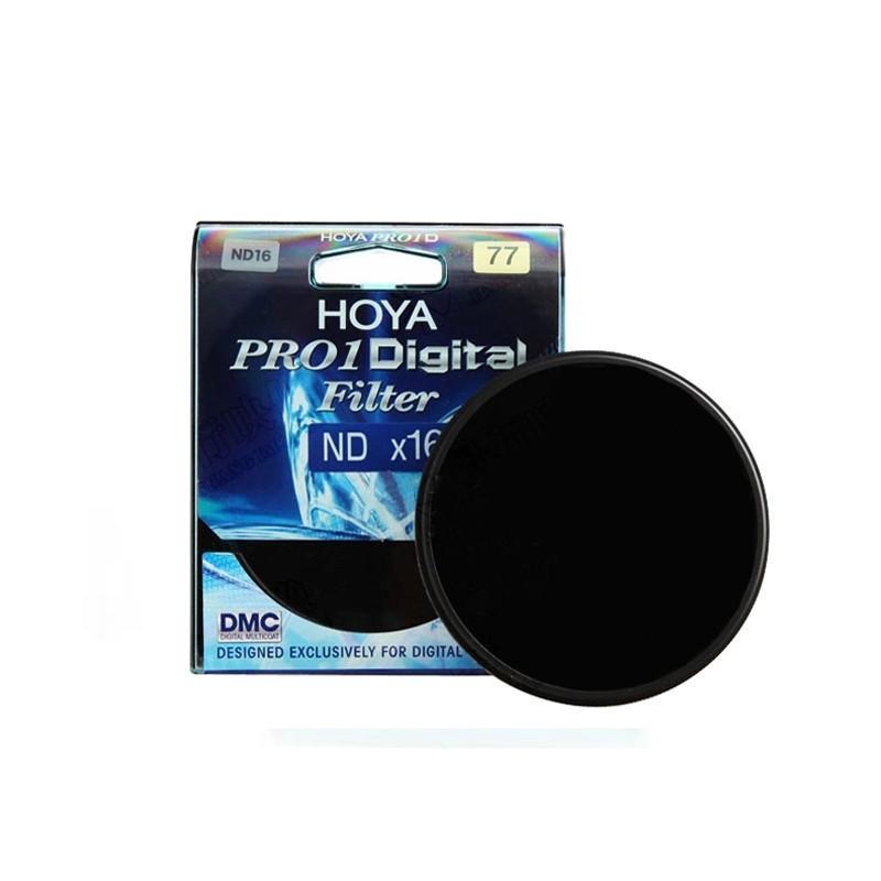 保谷(HOYA) Pro 1D ND16 专业数码减光镜 77mm 滤镜