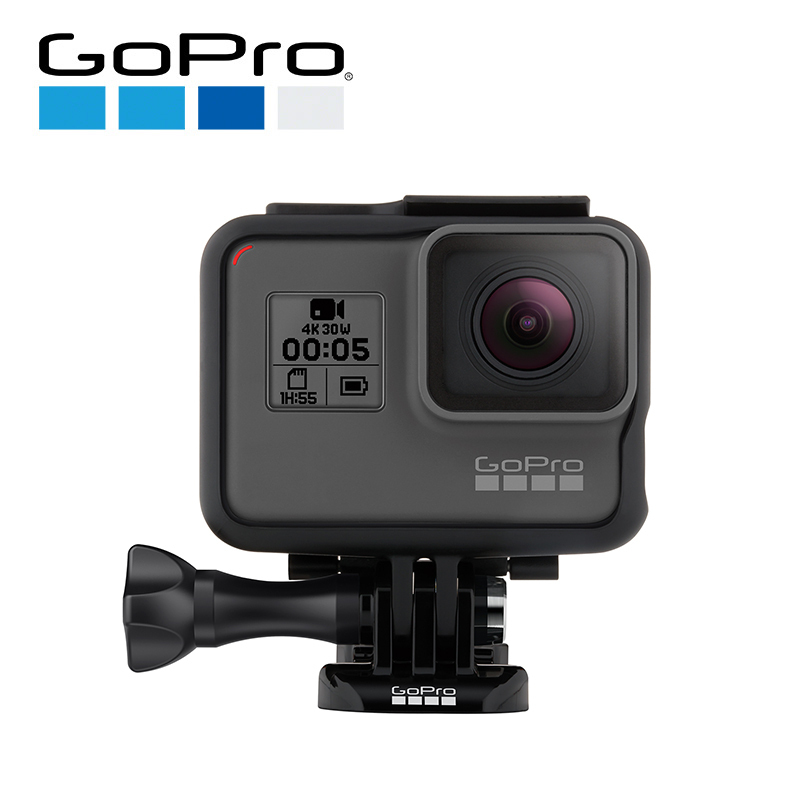 GoPro HERO 5 Black CHDHX-502 4K 运动摄像机 裸机