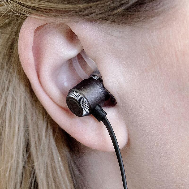 拜雅/拜亚动力(beyerdynamic) BYRON BT 入耳式麦克风耳机 无线蓝牙 适配苹果安卓