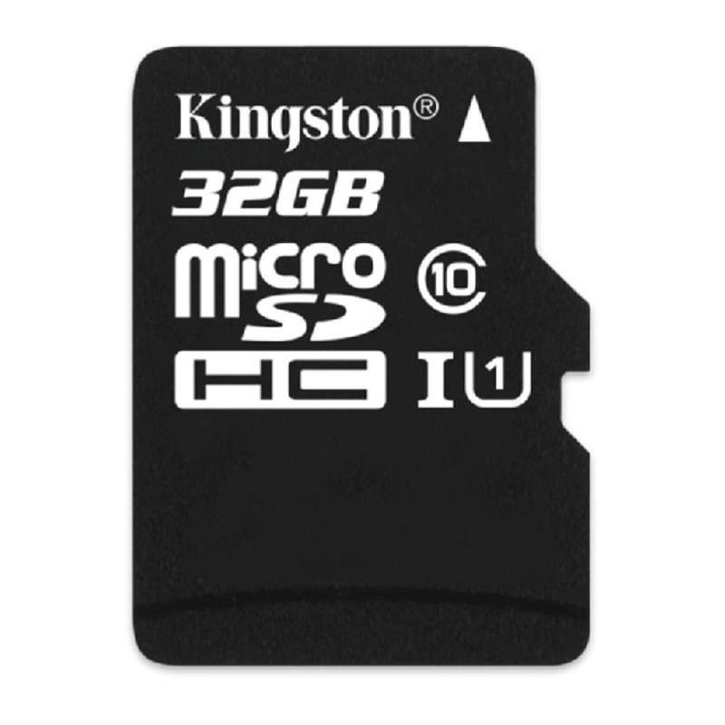 金士顿(Kingston)32G Class10 - UHS-I TF(Micro SD)存储卡 80M/S
