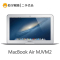 Apple MacBook Air 11.6英寸笔记本电脑 银色 Core i5 /4G/128G