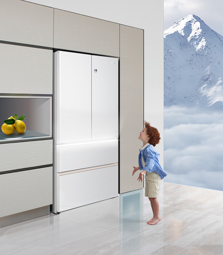 【苏宁专供】海尔冰箱BCD-503WDCUU1