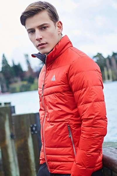 七匹狼羽绒服男短款轻薄韩版户外休闲保暖青年正品外套潮