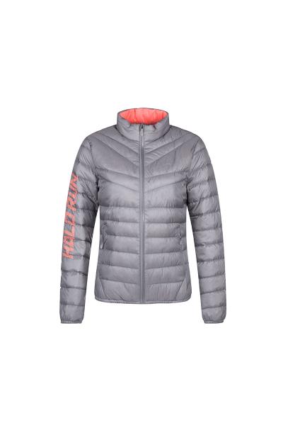贵人鸟羽绒服 女装外套冬装2016新款 休闲运动服保暖修身运动羽绒服2068018