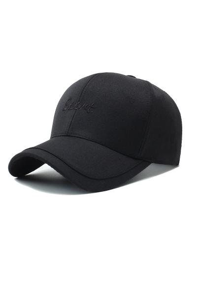 迪罗尼卡新款春秋季简约商务棒球帽男士户外遮阳帽休闲太阳帽高尔夫帽子