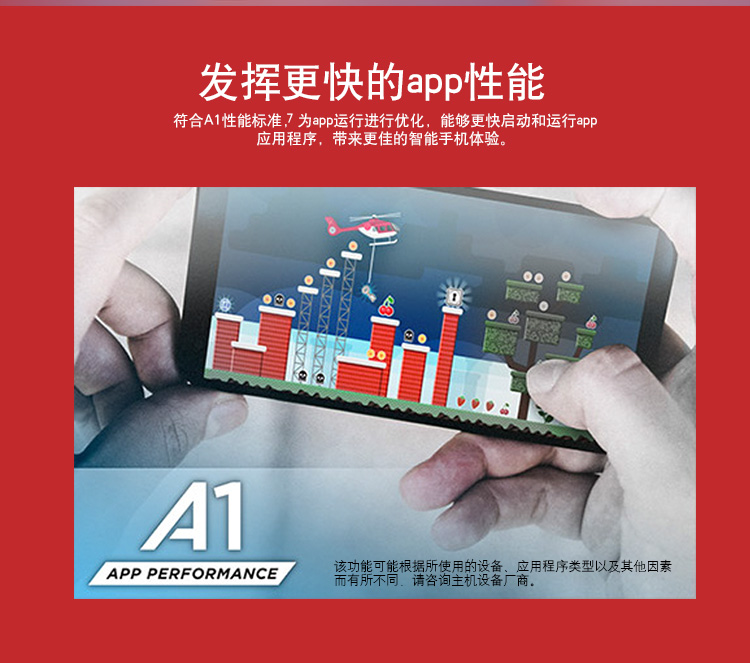 【苏宁专供】闪迪 TF卡 16GB(SDSQUNC-016G-ZN3MN)