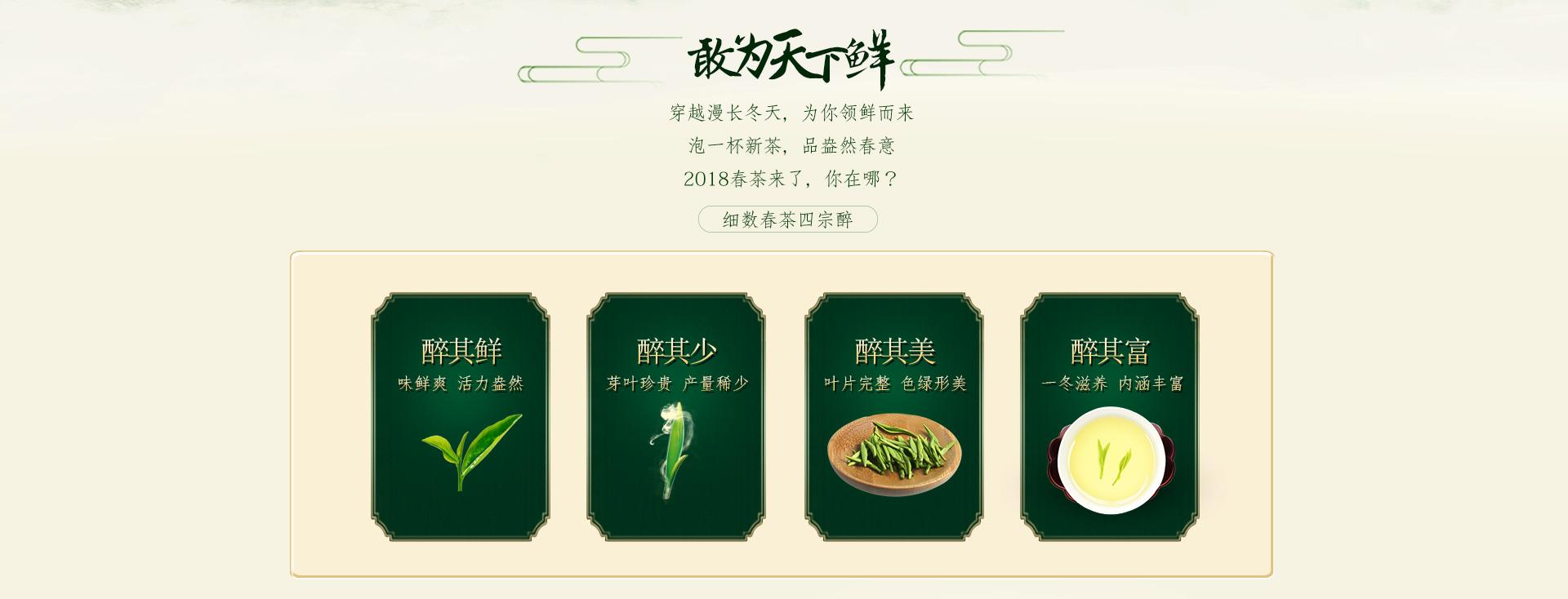 绿茶预售_02