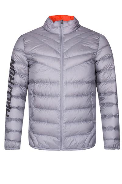 贵人鸟男装羽绒服2016冬装新款轻薄运动羽绒服立领修身短款运动外套2068025