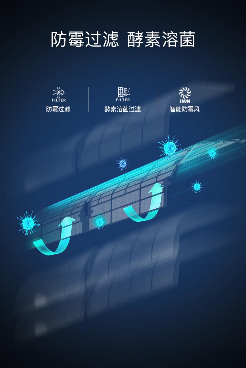 【苏宁专供】三菱重工空调 KFR-51LW/LESD