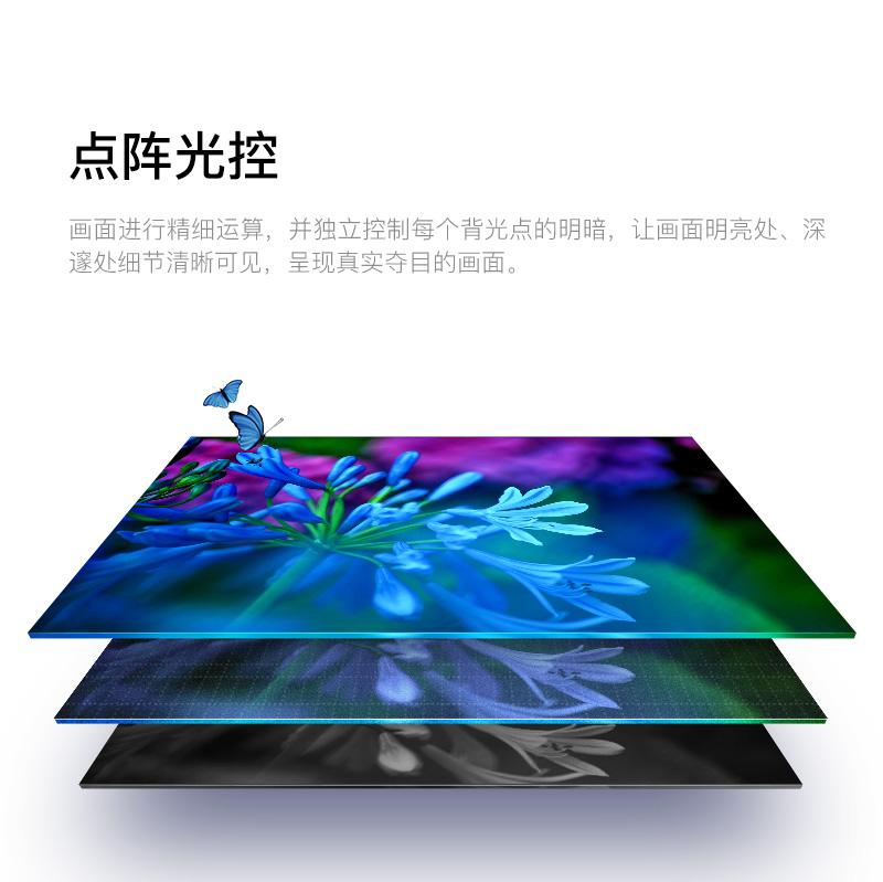 【苏宁专供】长虹电视55Q6N